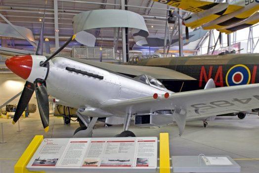 Aircraft at IWM Duxford ©IWM Duxford