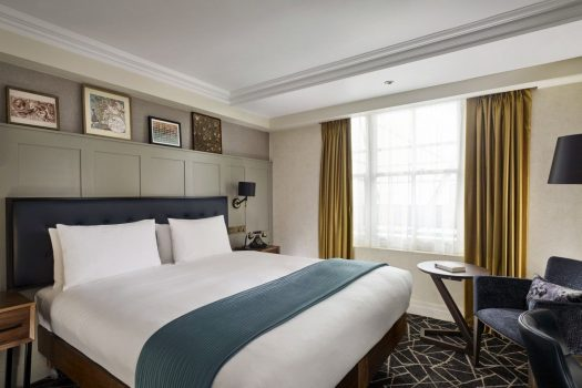 100 Queen's Gate Hotel London - Curio Collection by Hilton - Atrium Deluxe King Room