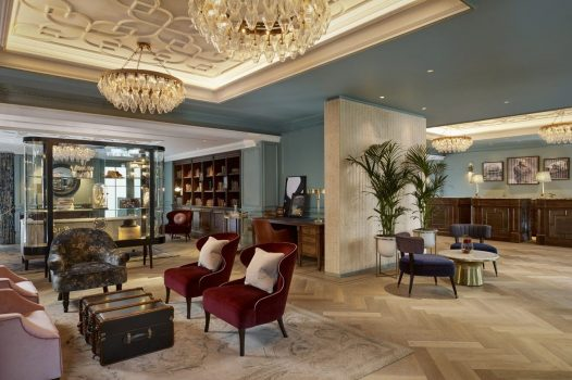 100 Queen's Gate Hotel London - Curio Collection by Hilton - Library