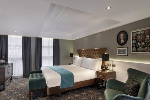100 Queen's Gate Hotel London - Curio Collection by Hilton - Mews Luxury King Room
