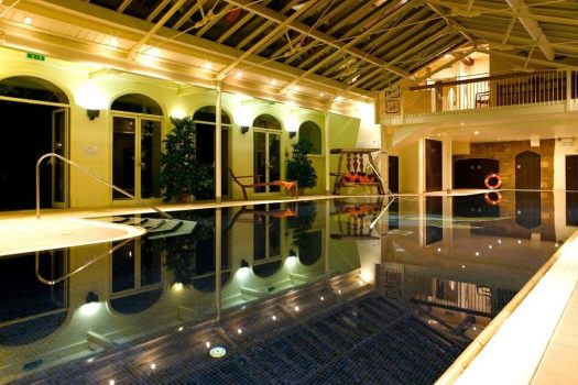 22 metre indoor Swimming Pool at Stapleford Park
