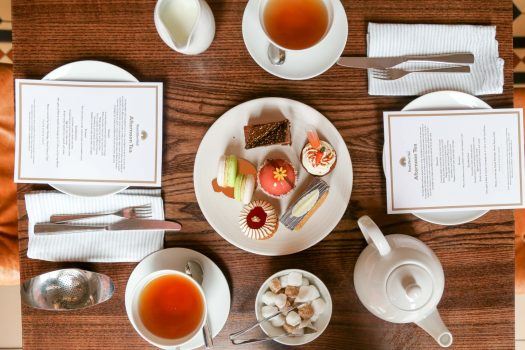 Afternoon Tea at Royal Albert Hall