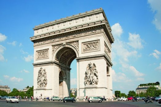 Arc de Triomphe ©Paris Tourist Office - Photographer Amélie Dupont
