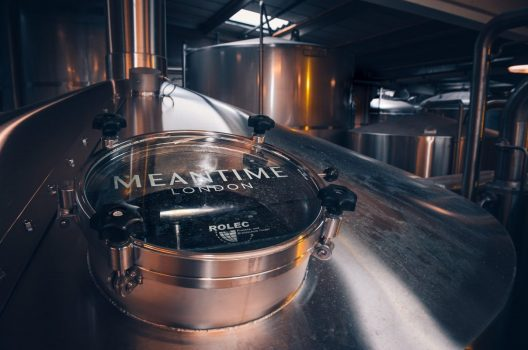 Meantime Brewery ©Mikael Buck
