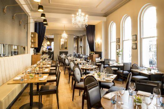 Baileys Hotel restaurant
