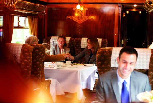 Belmond British Pullman Lunch Restaurant (PULL-LUN-59) ©Matt Hind