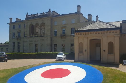Bentley Priory Museum, Stanmore, London