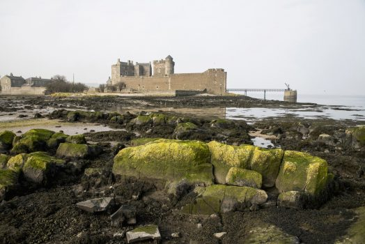 Blackness, Castle, Falkirk, Scotland, Outlander