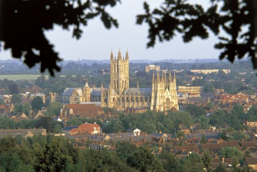 Canterbury Cathedral ©Canterbury Cathedral