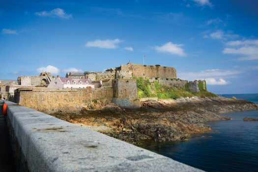 Castle Cornet © Images Courtesy of VisitGuernsey / Richard James