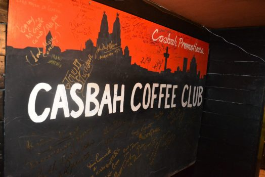 Casbah coffee club ©Emma Beard