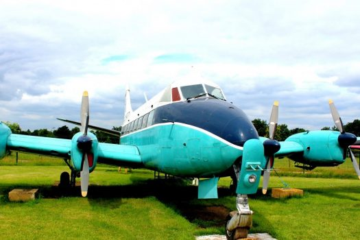 Aircraft at De Havilland Museum