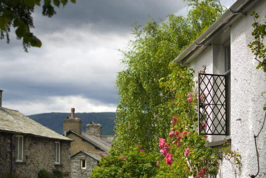 Dove Cottage, English Literature, Lake District, Cumbria, England