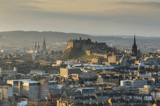 Edinburgh, Scotland, Edinburgh Castle, Outlander