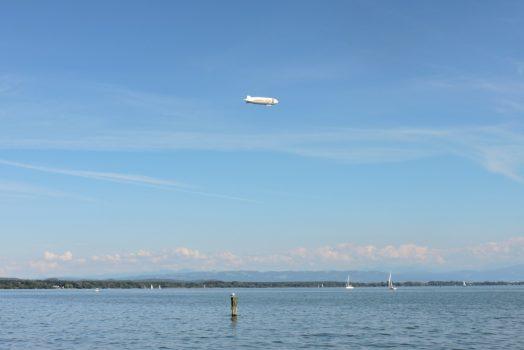 Friedrichshafen and Zeppelin, Lake Constance