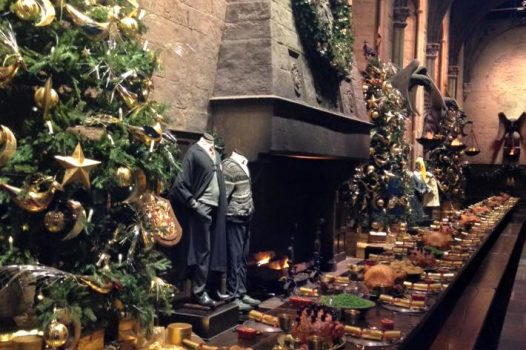 Warner Brother Studio Harry Potter England