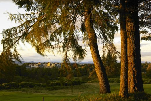 Gleneagles Hotel ©Courtesy of Gleneagles
