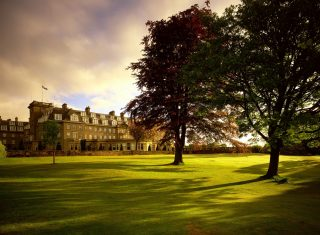 Gleneagles Hotel ©Courtesy of Gleneagles