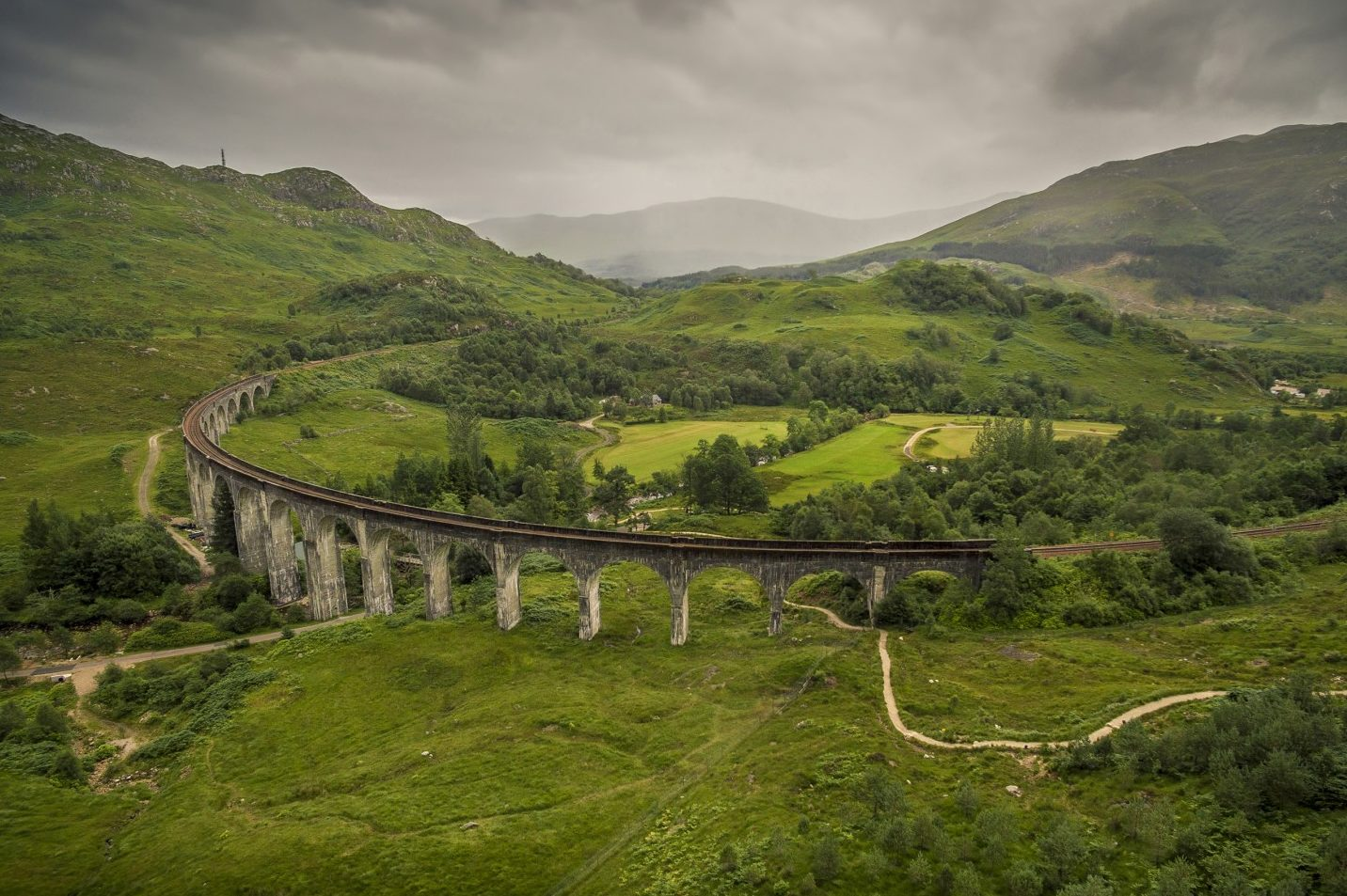 Walk of the Month: Glenfinnan Viaduct Trail - Sykes ... |Glenfinnan Scotland