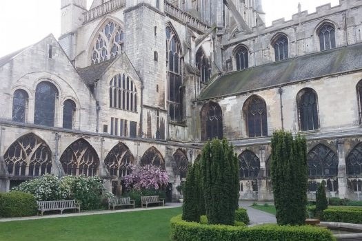 Gloucester Cathedral, Gloucestershire