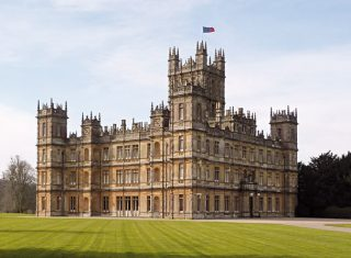HighclereCastle, Downton Abbey Corner ©HIghclere Castle LLP 2014