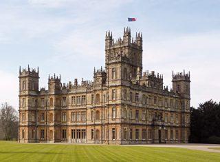 HighclereCastle, Downton Abbey Corner ©HIghclere Castle LLP 2014
