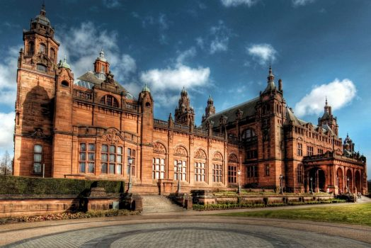 Kelvingrove Glasgow © Glasgow City Council