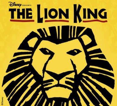 Disney's production of The Lion King The Musical