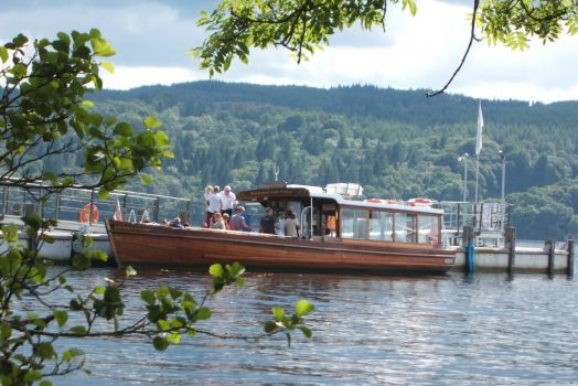 Lake Windermere cruise ©Charlotte Crosby