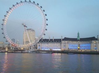 London Eye & Thames