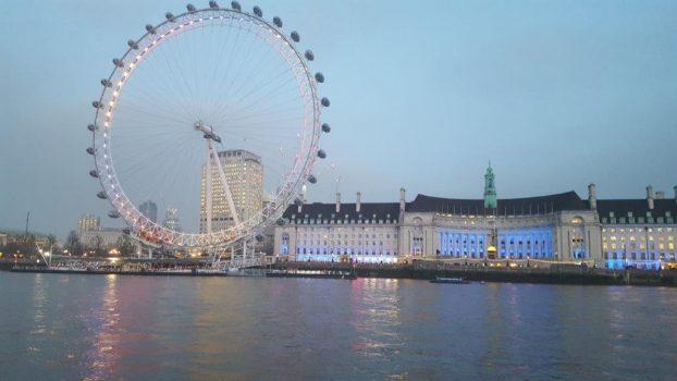 London Eye & Thames