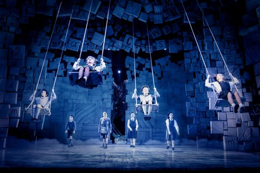 Matilda London Theatre Show