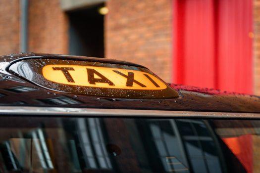 Taxi Tour, London