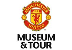 Manchester United Museum & Tour Logo ©Manchester United Museum & Tour / soccer coaching experience