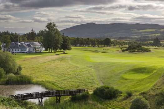 Gleneagles - Queens Course ©Courtesy of Gleneagles