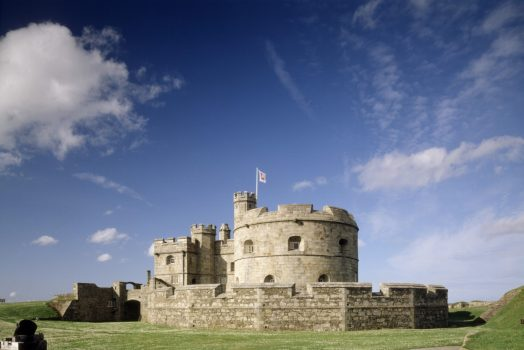 Pendennis Castle © English Heritage