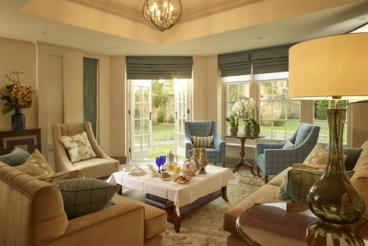 Royal Crescent Hotel - Beau Nash - Conservatory - Deluxe Suite