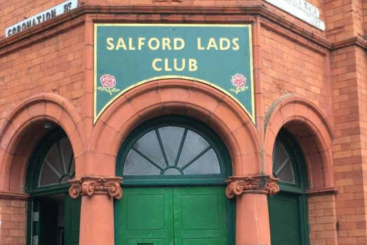 Salford Lads Club, Manchester