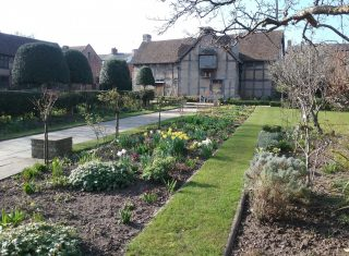 English Literature, Shakespeare's Birthplace Museum