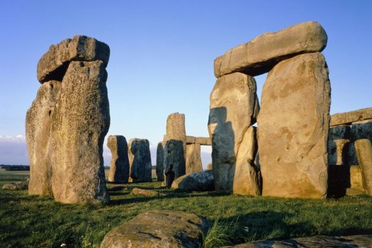 Stonehenge ©English Heritage
