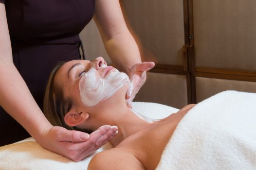 Spa Facial at Gleneagles Hotel ©Courtesy of Gleneagles