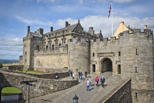 Stirling Castle, Scotland (01) © VisitScotland, Kenny Lam