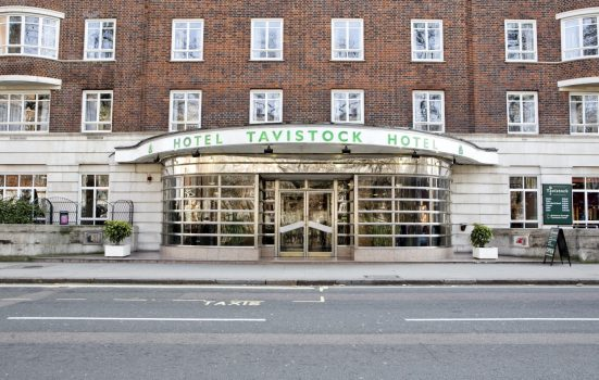 Tavistock Exterior