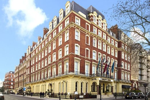 Bailey's Hotel, London, Capital by Cab, Taxi Tour,