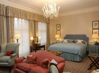 The Draycott Hotel, London - Alan Bennett Suite - Garden View