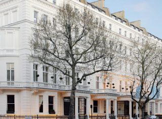 The Kensington Hotel Exterior © The Doyle Collection