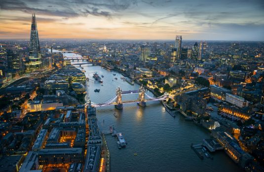 The View from The Shard, London (City Cruises) © citycruises.com