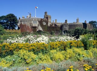 Walmer Castle and Kitchen Garden © English Heritage