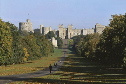 Windsor Castle, England, Harry Potter