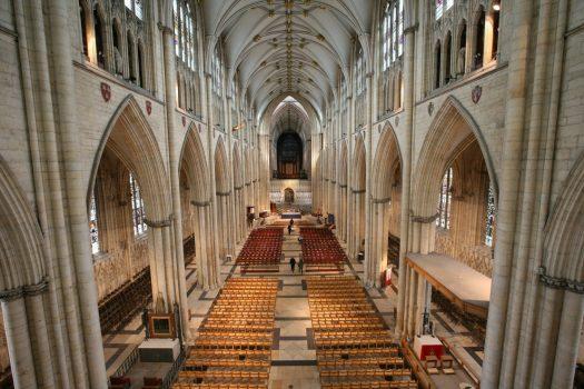 York, York Minster, Methodist, John Wesley